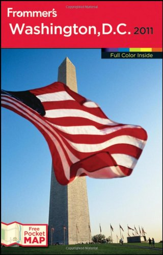 9780470630044: Frommer's Washington, D.C. 2011 (Frommer's Color Complete)