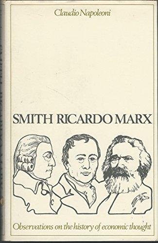 9780470630112: Smith, Ricardo, Marx