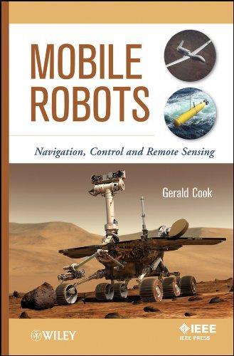 9780470630211: Mobile Robots: Navigation, Control and Remote Sensing