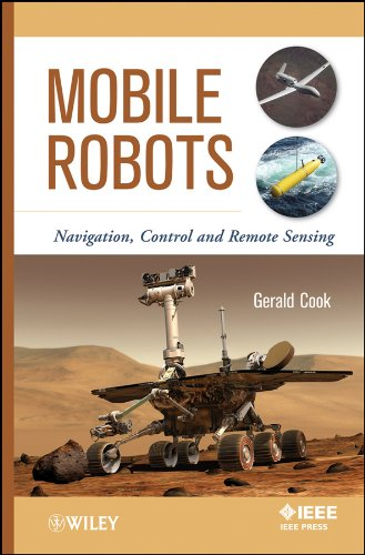 9780470630211: Mobile Robots: Navigation, Control and Remote Sensing