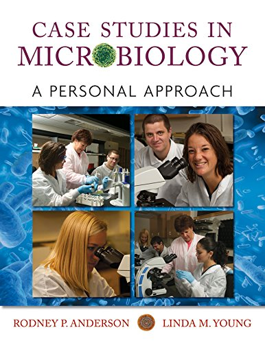 9780470631225: Case Studies in Microbiology: A Personal Approach