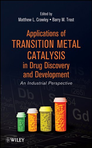 9780470631324: Applications of Transition Metal Catalysis in Drug Discovery and Development: An Industrial Perspective