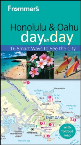 9780470632338: Frommer's Honolulu and Oahu Day by Day (Frommer's Day by Day - Pocket)