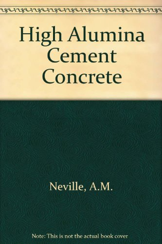 9780470632802: High Alumina Cement Concrete