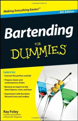 9780470633120: Bartending For Dummies