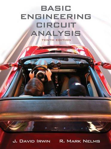 9780470633229: Basic Engineering Circuit Analysis