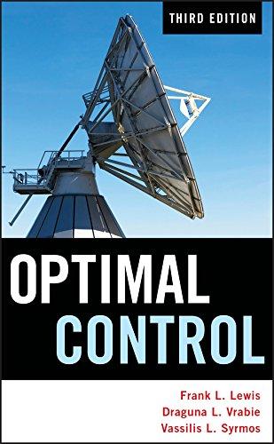 9780470633496: Optimal Control