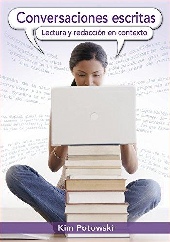 9780470633991: Conversaciones escritas: Lectura y redacción en contexto (Spanish Edition)