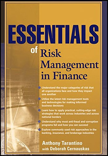 9780470635285: Essentials of Risk Management in Finance