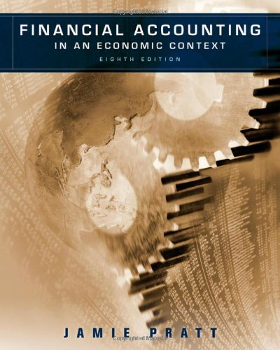 9780470635292: Financial Accounting in an Economic Context