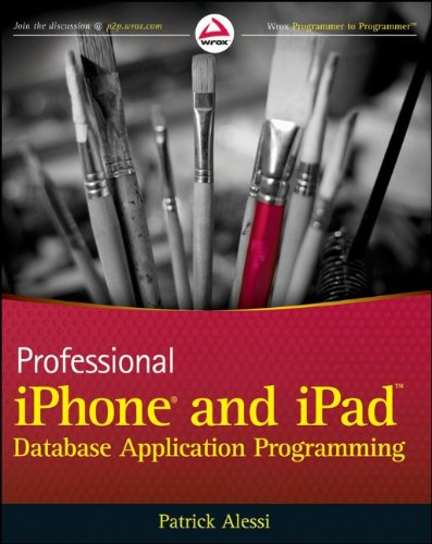 9780470636176: Professional iPhone and iPad Database Application Programming