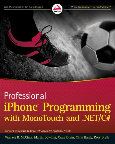 9780470637821: Professional iPhone Programming with MonoTouch and .NET/C#