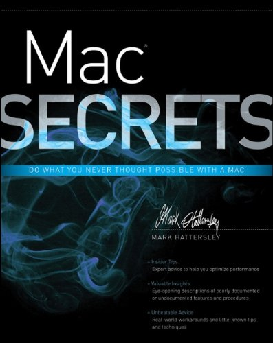 9780470637883: Mac Secrets