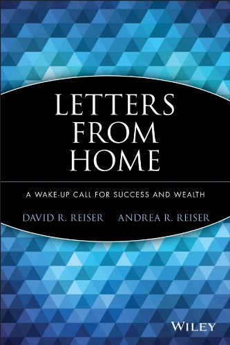 9780470637920: Letters from Home: A Wake-up Call for Success and Wealth