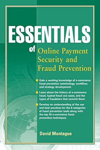 9780470638798: Essentials of Online payment Security and Fraud Prevention