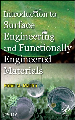 9780470639276: Introduction to Surface Engineering and Functionally Engineered Materials (Wiley-Scrivener)