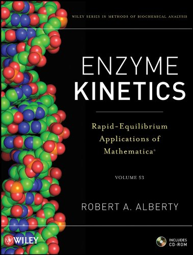 9780470639320: Enzyme Kinetics, includes CD-ROM: Rapid-Equilibrium Applications of Mathematica