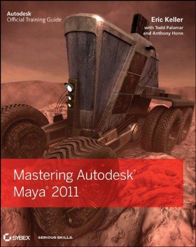 9780470639351: Mastering Autodesk Maya 2011: Autodesk Official Training Guide