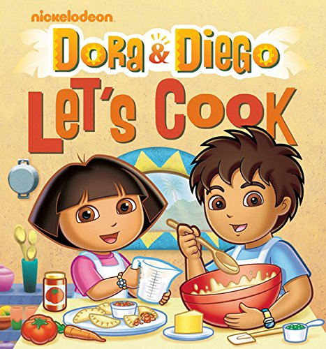 9780470639429: Dora and Diego Let's Cook
