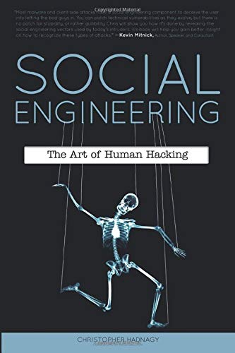 9780470639535: Social Engineering: The Art of Human Hacking