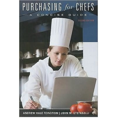 9780470639931: Purchasing for Chefs: A Concise Guide 2nd Edition with Book of Yields CD 7th Edition Set