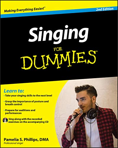 9780470640203: Singing For Dummies