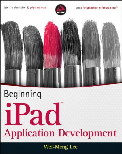 9780470641651: Beginning iPad Application Development