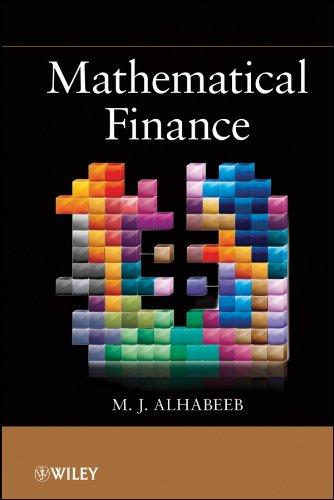 9780470641842: Mathematical Finance