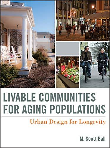 9780470641927: Livable Communities for Aging Populations: Urban Design for Longevity