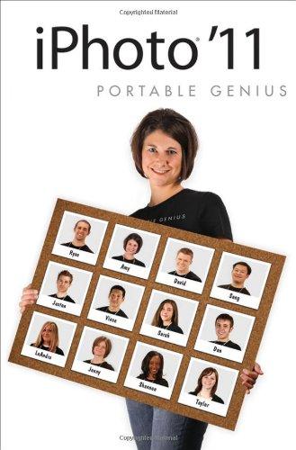 9780470642023: iPhoto 11 Portable Genius