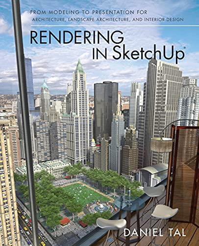 9780470642191: Rendering in SketchUp: From Modeling to Presentation for Architecture, Landscape Architecture, and Interior Design