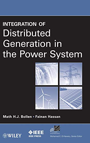 9780470643372: Integration of Distributed Generation in the Power System (IEEE Press Series on Power Engineering)