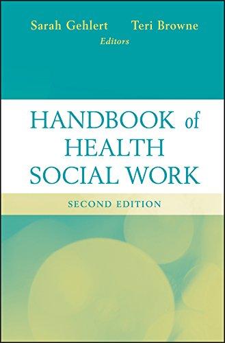 9780470643655: Handbook of Health Social Work