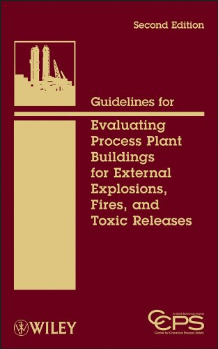 9780470643679: Guidelines for Evaluating Process Plant Buildings for External Explosions, Fires, and Toxic Releases