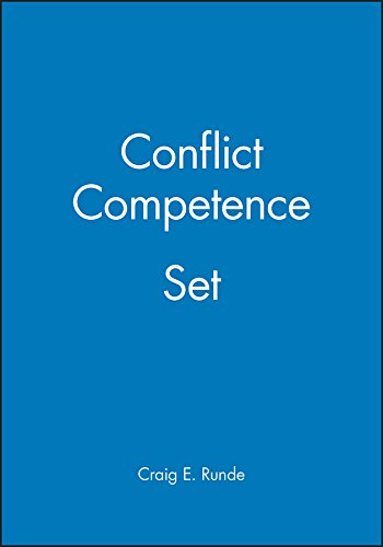 Conflict Competence (Hardback): Craig E. Rundle