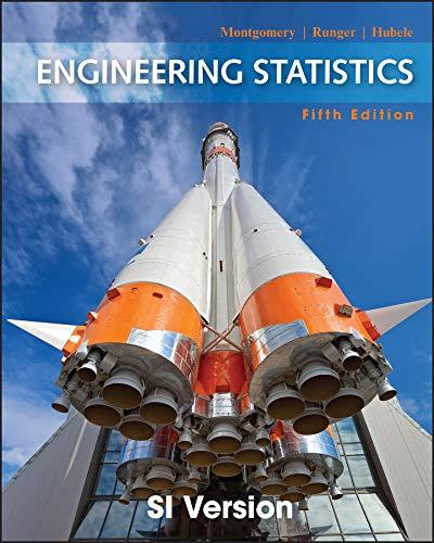 9780470646076: Engineering Statistics