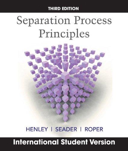 9780470646113: Separation Process Principles