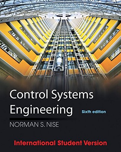 9780470646120: Control Systems Engineering (International Student Version)