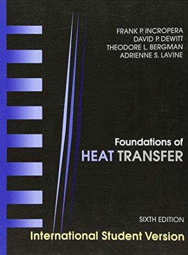 9780470646168: Foundations of Heat Transfer