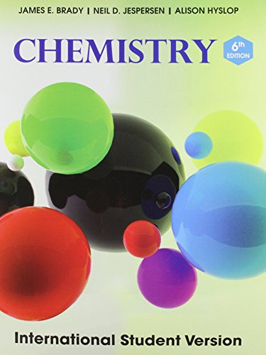 9780470646175: Chemistry Study Matter Its Changes