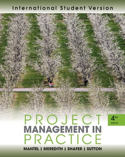 9780470646205: Project Management in Practice