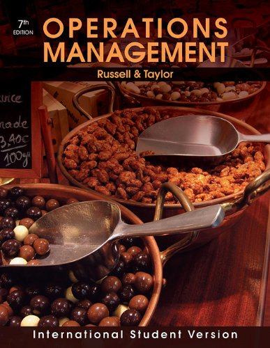 9780470646236: Operations Management: Creating Value Along the Supply Chain