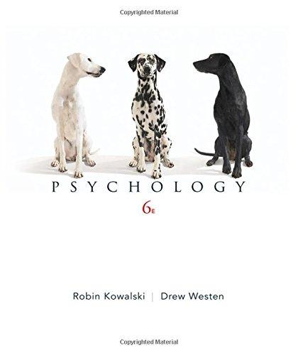 9780470646441: Psychology