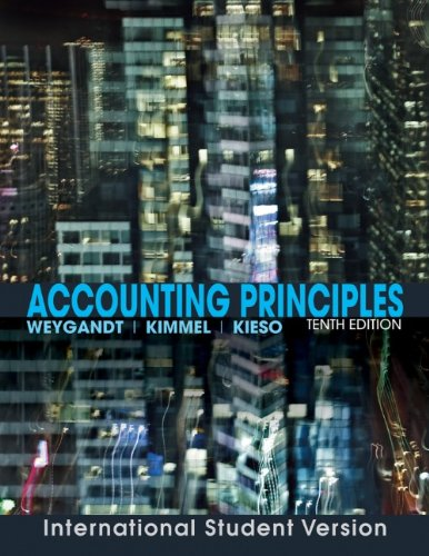 Accounting Principles: Donald E. Kieso