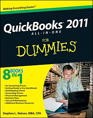 9780470646502: QuickBooks 2011 All-in-One For Dummies