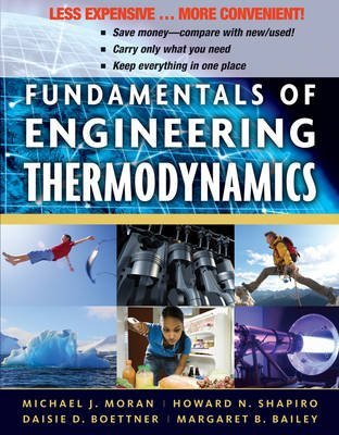 9780470646953: Fundamentals of Engineering Thermodynamics: With Appendices