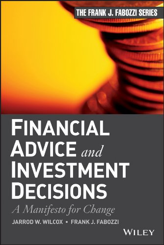 9780470647127: Financial Advice and Investment Decisions: A Manifesto for Change