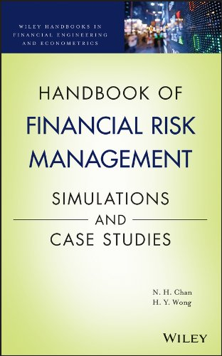 9780470647158: Handbook of Financial Risk Management: Simulations and Case Studies