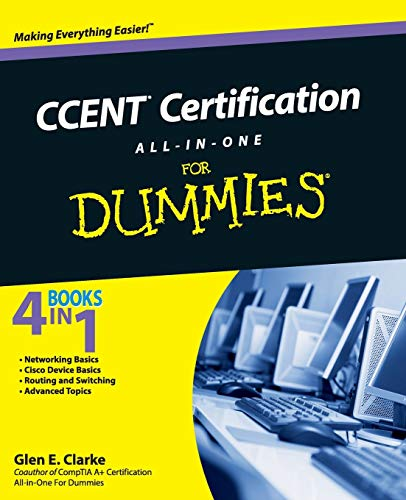 9780470647486: CCENT Certification All-In-One For Dummies