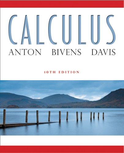 9780470647721: Calculus